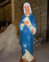 Фигура Матери Божьей 113 см