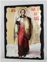 Икона Архангел Михаил рост под старину