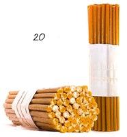 Свечи из натурального пчелиного воска №20