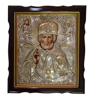 Икона живописная Николай Чудотворец