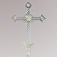 Крест накупольный 15