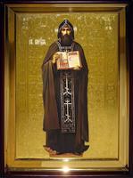 Икона Храмовая полуростовую Кирил