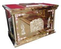 Большой Панихидный стол латунь