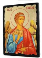 Икона Ангел Хранитель 2 под старину