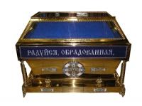 Гробница под плащаницу (булат)