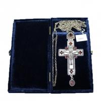 Крест наперсный МР-КРСВ-08-Г
