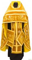 Облачение иерейское желтое 1