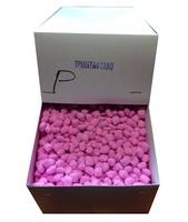 Ладан архиерейский Триантофулло-Роза, розовый ЛА-7, в упаковке 1 кг