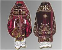 Облачение бархат Иерейское вышивка русский крой