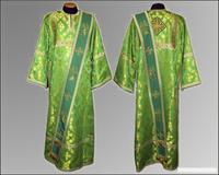 Паламарская риза зеленая