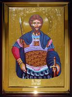 Икона Храмовая полуростовая Теодор