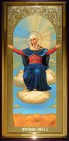 Икона Храмовая ростовая Спорительница Хлебов