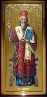 Икона Храмовая ростовая Афанасий