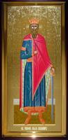Икона Храмовая ростовая Владимир