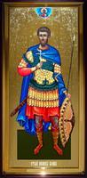 Икона Храмовая ростовая Иоан Воин