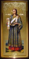 Икона Храмовая ростовая Стефан
