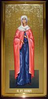 Икона Храмовая ростовая Александра