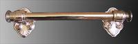 Ручка для гроба трубная на гайках 80