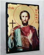 Икона Максим под старину