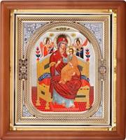 Икона Божьей Матери Всецарица Пантанасса (26*23 см)