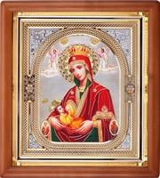 Икона Божьей Матери Млекопитательница (26*23 см)