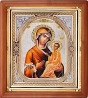 Икона Божьей Матери Тихвинская (26*23 см)