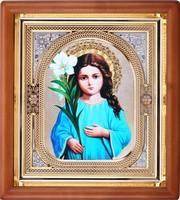 Икона Божьей Матери Трилетствующая (26*23 см)