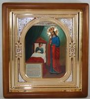 Икона Божьей Матери Целительница (26*23 см)