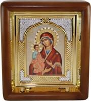 Икона Божьей Матери Троеручица (19,5*16,5 см)
