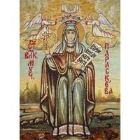 Икона из янтаря Параскева Пятница