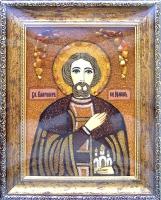 Янтарная икона Роман 2