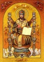 Янтарная икона Венчальная (40)