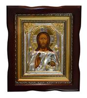 Икона живописная Спаситель