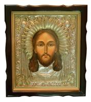 Икона живописная Спаситель лико