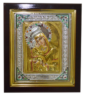 Икона Мария с Младенцем