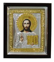 Икона Спаситель 24х28 малая