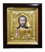 Икона Спаситель 19х22