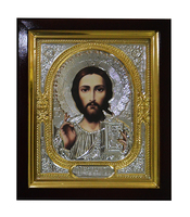 Икона Спаситель 24х28