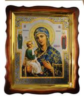 Икона храмовая Дева Мария 41х49