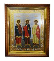 Икона храмовая 41х48