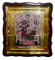 Икона храмовая Всецарица