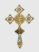 Крест напрестольный большой требный