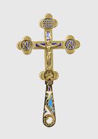 Крест напрестольный малый требний