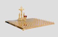 Крышка панахидного стола на 114 свечей
