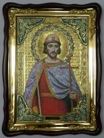 Борис святой муч.  икона