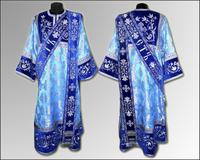 Дияконская риза синяя