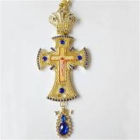 Крест наперсный 002