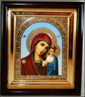 Икона Аналойная Богородица