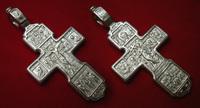 Крест нательный 100012