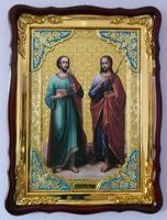 Косма и Демян  икона